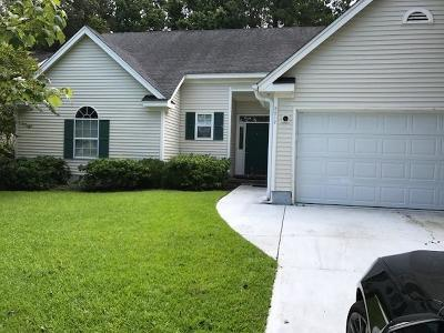 Charleston Single Family Home For Sale: 3212 Middleburry Lane