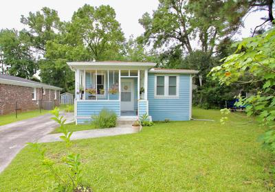 Single Family Home For Sale: 733 York Street