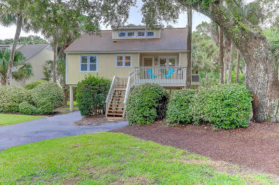Seabrook Island Single Family Home For Sale: 520 Cobby Creek Lane