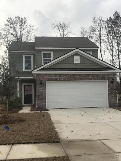 Goose Creek Single Family Home For Sale: 136 Chaste Tree Circle