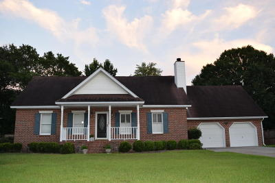 Single Family Home Contingent: 2141 Hunter Creek Drive