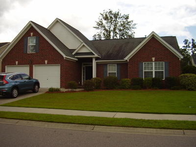Dorchester County Single Family Home For Sale: 102 Torrey Pines Drive