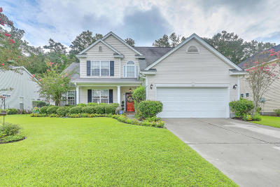 Summerville Single Family Home For Sale: 128 Spring Meadows Drive
