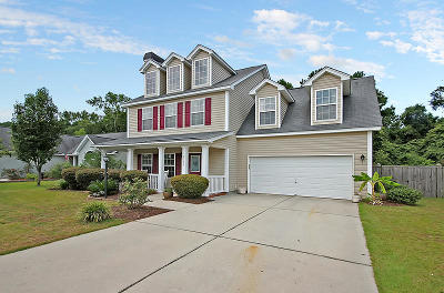 Johns Island Single Family Home Contingent: 2770 August Road