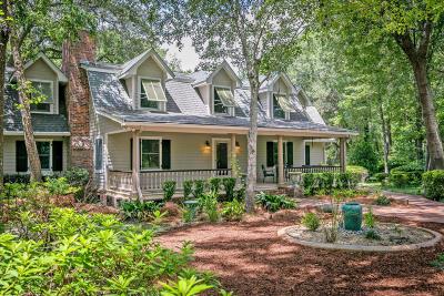 Johns Island Single Family Home For Sale: 2258 Shad Drive