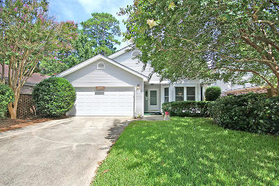 Mount Pleasant Single Family Home Contingent: 1680 Fairway Place Lane