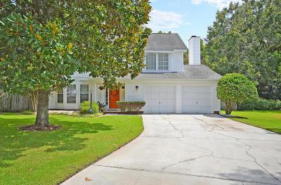 North Charleston Single Family Home Contingent: 8141 Scottswood Drive