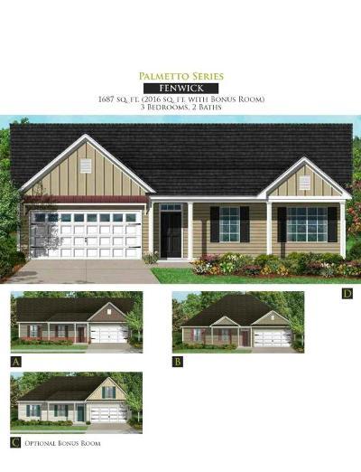 Johns Island Single Family Home For Sale: 411 Olivia Marie Lane