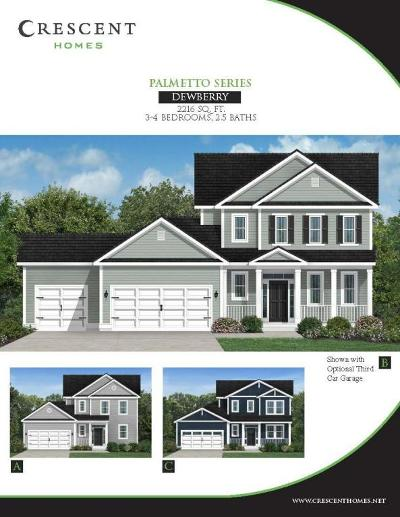 Johns Island Single Family Home For Sale: 412 Olivia Marie Lane