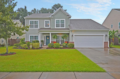 Single Family Home For Sale: 1408 Song Sparrow Way