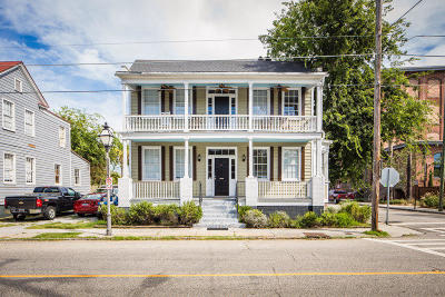 Single Family Home For Sale: 62 Columbus Street