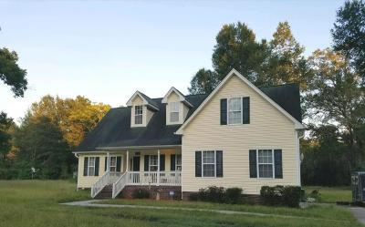Walterboro Single Family Home For Sale: 411 Fletcher Lane