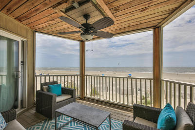 Isle Of Palms Attached Contingent: 203-F Port Of Call Villa #F-203
