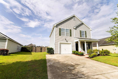Moncks Corner Single Family Home Contingent: 620 Silver Moss Drive