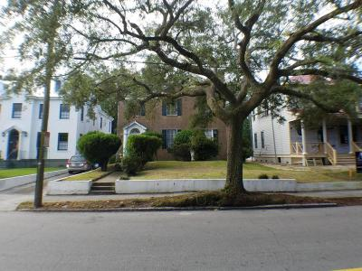 Single Family Home Contingent: 123 Moultrie Street