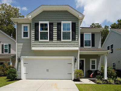 Mount Pleasant Single Family Home For Sale: 1551 Camarillo Court