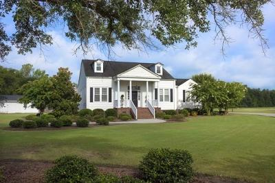 Greeleyville SC Single Family Home Contingent: $600,000