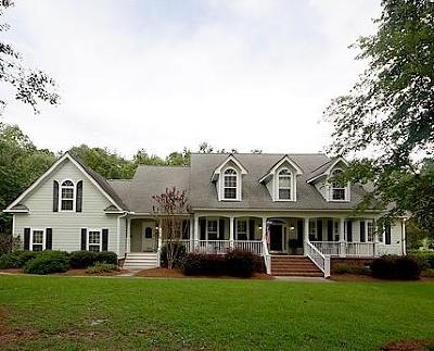 Summerville Single Family Home For Sale: 5273 Alpine Drive