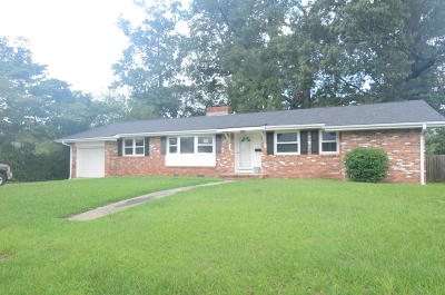 Hanahan Single Family Home Contingent: 1124 Smithfield Place