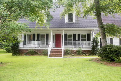 Mount Pleasant Single Family Home For Sale: 286 Hook Lane