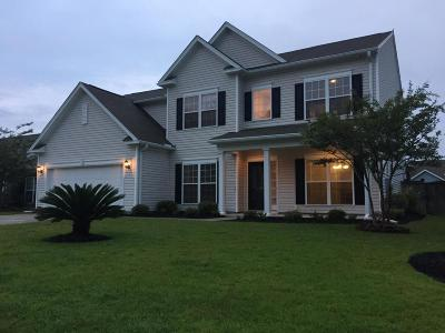 Goose Creek Single Family Home For Sale: 219 Mayfield Drive