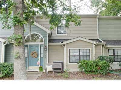 Charleston County Attached For Sale: 1824 Belle Chez