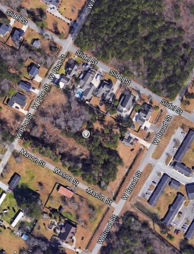 Residential Lots & Land Contingent: W Pine Street