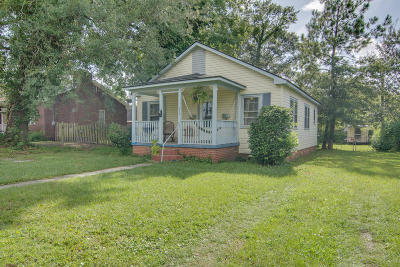 North Charleston Single Family Home For Sale: 4805 W Park Place