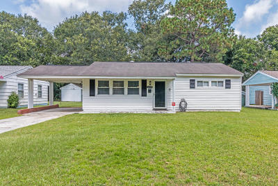 Single Family Home For Sale: 1218 Hawthorne Drive