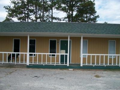 Walterboro Multi Family Home For Sale: 2553 Jefferies Highway
