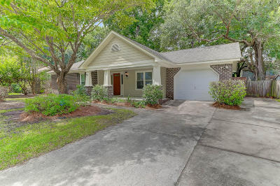 Single Family Home For Sale: 7 Paddlecreek Avenue