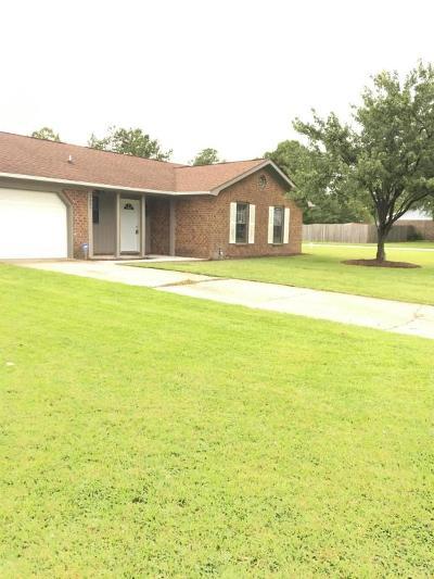 North Charleston Single Family Home For Sale: 7663 Rosin Drive