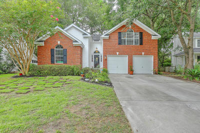 Seaside Plantation Single Family Home Contingent: 695 Majestic Oaks Drive