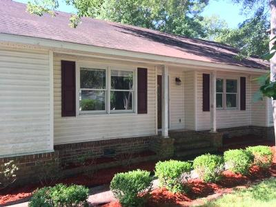 North Charleston Single Family Home For Sale: 2549 Dearborne Road