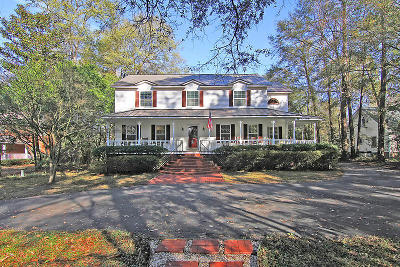 Summerville Single Family Home For Sale: 1010 S Main Street