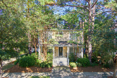 Charleston Single Family Home For Sale: 116 Beresford Creek Street