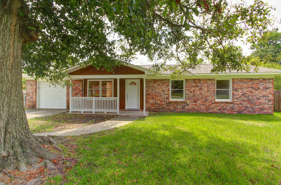Goose Creek Single Family Home Contingent: 132 Jean Wells Dr. Drive