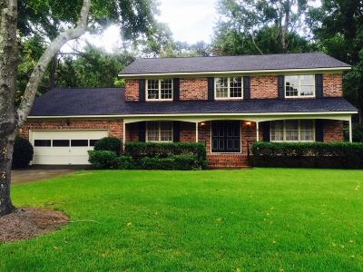 Single Family Home For Sale: 709 Dragoon Drive
