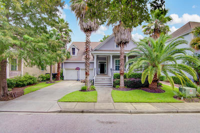 Charleston Single Family Home For Sale: 1319 Elfe Street