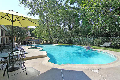 Charleston Single Family Home For Sale: 970 Carmel Drive
