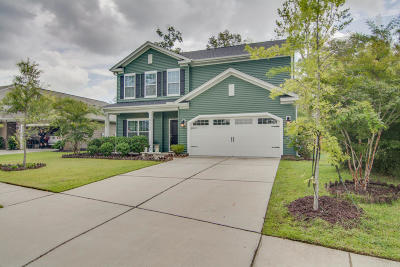 North Charleston Single Family Home For Sale: 5406 Turning Tide