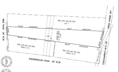 Residential Lots & Land For Sale: Riley Wright Road