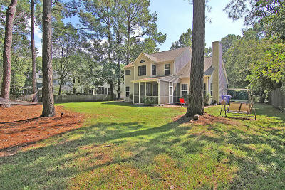 Mount Pleasant Single Family Home For Sale: 3316 Cedar Creek Court