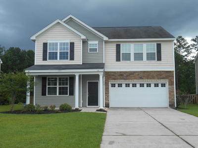 Goose Creek Single Family Home Contingent: 278 Clayburne Drive