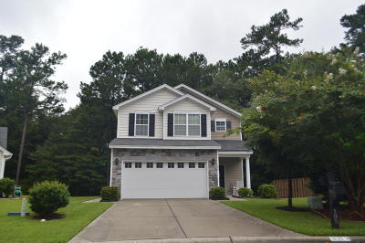 Ladson Single Family Home Contingent: 105 Basler Street