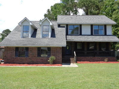 Ladson Single Family Home For Sale: 1307 Short Pine Road