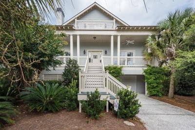 Seabrook Island Single Family Home For Sale: 4028 Bridle Trail Drive