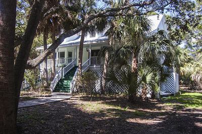 Edisto Beach Single Family Home For Sale: 3108 Fort St