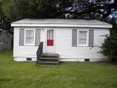 North Charleston Single Family Home For Sale: 5443 Attaway Street