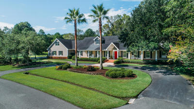 Charleston Single Family Home For Sale: 3106 Winners Circle